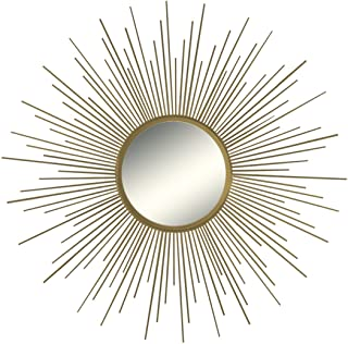 ed76bf3421fc Amazon.com  Sunburst - Mirrors   Home Décor  Home   Kitchen