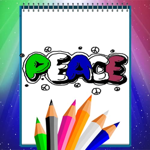 coloring book grafiti