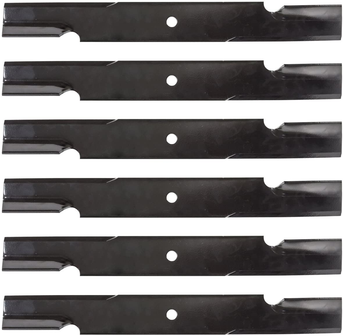 Washington Mall OFFicial store 6PK Oregon 91-638 Mower Blades 1 for 1520842 Replacement Ferris