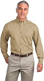 Port Authority Long Sleeve Twill Shirt. S600T