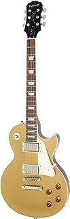 Epiphone Les Paul Standard - Guitarra eléctrica, color metallic gold