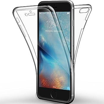 Coque iPhone 8/iPhone 7IP68 Étanche Antichoc intégrale Extrème Protection aluminium Verre trempé silicone Housse Etui Pour iPhone 7