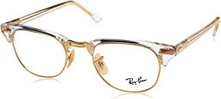 Ray-Ban Unisex RX5154 Clubmaster Eyeglasses
