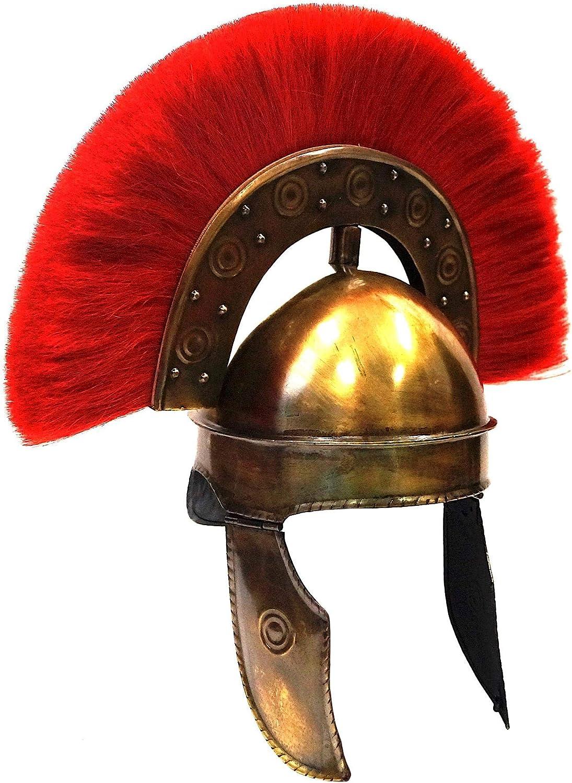 Crested römischen Offiziere Helm B0013SIRJE Online-Shop     | Hohe Qualität