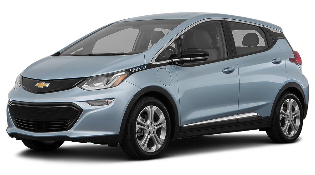 Chevrolet Bolt Ev >> 2018 Chevrolet Bolt Ev