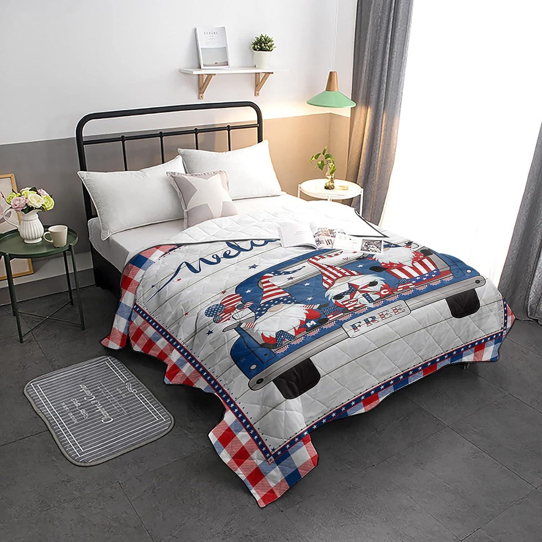 HELLOWINK Under blast sales Bedding Comforter Duvet Twin Lighweight Size-Soft Cheap mail order shopping Qu