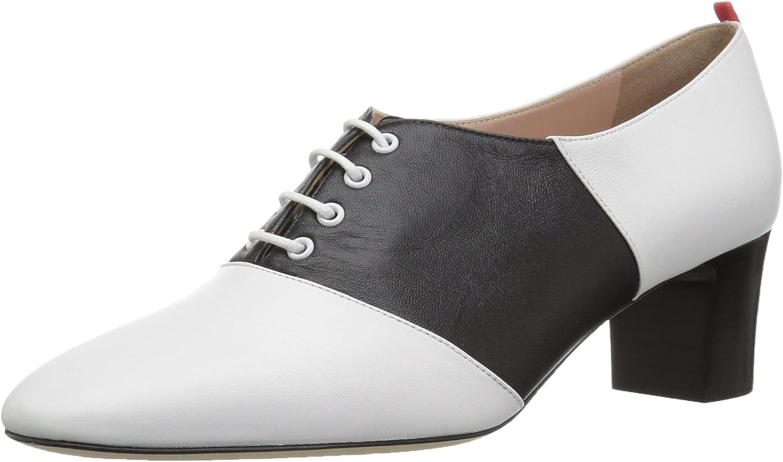 Av Sarah Jessica Parker kvinnor kvinnor kvinnor Olivia Oxford Lace Up Block Heel  onlinebutik