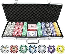11.5g 500pc Tournament Series Poker Chip Set