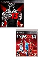 NBA 2K13 and WWE '13 Bundle