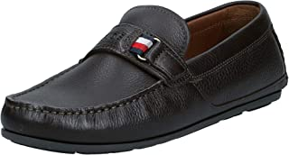 Tommy Hilfiger Seasonal Leather Driver, Men Shoes