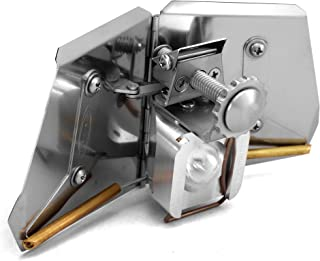 CanAm Tool B1400 Accu-Just Corner Flusher 3.5 Inch – Specially Designed For Finishing Any Inside Angle On Skim Coats