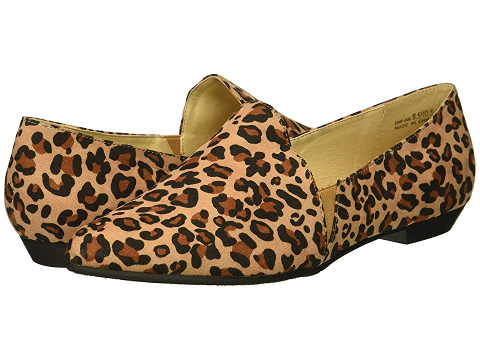 CL By Laundry Emmie (Natural Leopard Suede) Women