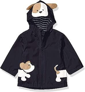 London Fog Baby Boys Little Animal Rainslicker Rain Jacket