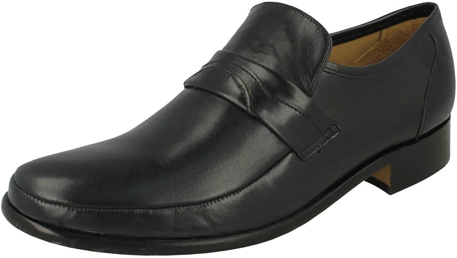 Mens Thomas bluent Formal Slip On Loafer shoes 'Swindon 2'