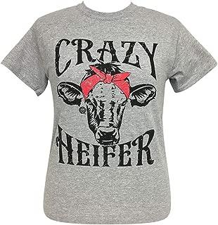 crazy heifer shirt