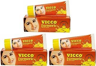 Vicco Turmeric Vanishing Cream (With Sandalwood Oil) Pack of 350gm