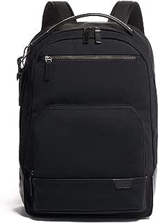 TUMI - Harrison Warren Laptop Backpack - 15 Inch Computer Bag for Men and Women - Black