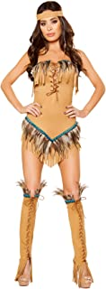 Adult Native American Seductress Costume