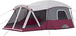 CORE 11 Person Family Cabin Tent with Screen Room