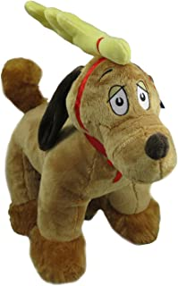 Build A Bear Workshop Dr. Seuss How the Grinch Stole Christmas Max The Dog - with Hot Chocolate Scent