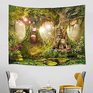 kids forest bedroom