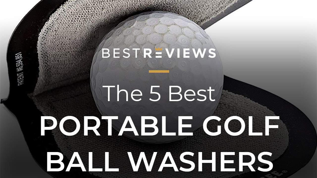 The 5 Best Portable Golf Ball Washers