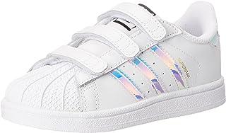 adidas 儿童中性 SUPERSTAR CF I - K N/A