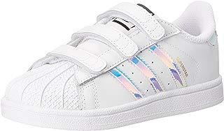 adidas Originals Kids' Superstar Cloudfoam Running Shoe