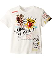 Dolce & Gabbana Kids - #MyLife T-Shirt (Big Kids)