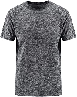 1b4e0cad ♛TIANMI Blouses for Men's,Casual Fashion O-Neck T-Shirt Fitness Sport