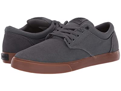 Supra Chino (Dark Grey/Gum) Men