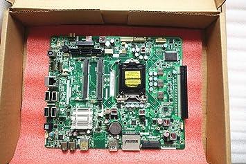 Miwaimao DBSK111001 IPISB-AG Rev 106 H61 DDR3 Motherboard fit for Acer  Aspire All in One Z3770 Z3771 Z5771 Z5770 ZC600 ZS600 Series  Amazones  Informtica