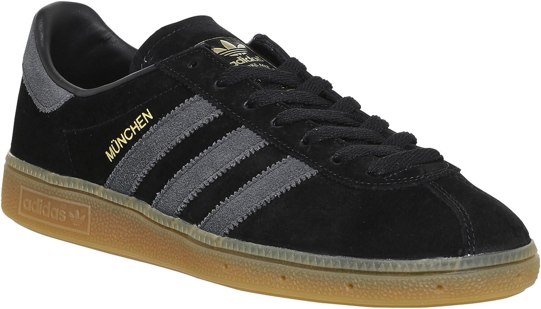 Adidas Men's München Low-Top Sneakers