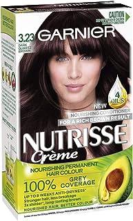 Garnier Colour Naturals Permanent Hair Colour, 3.23 Dark Quartz