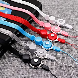 Xi Heng Mobile phone lanyard Digital camera rope Removable USB Flash Driver iPod MP3 MP4 Hanging Rope 6 colour