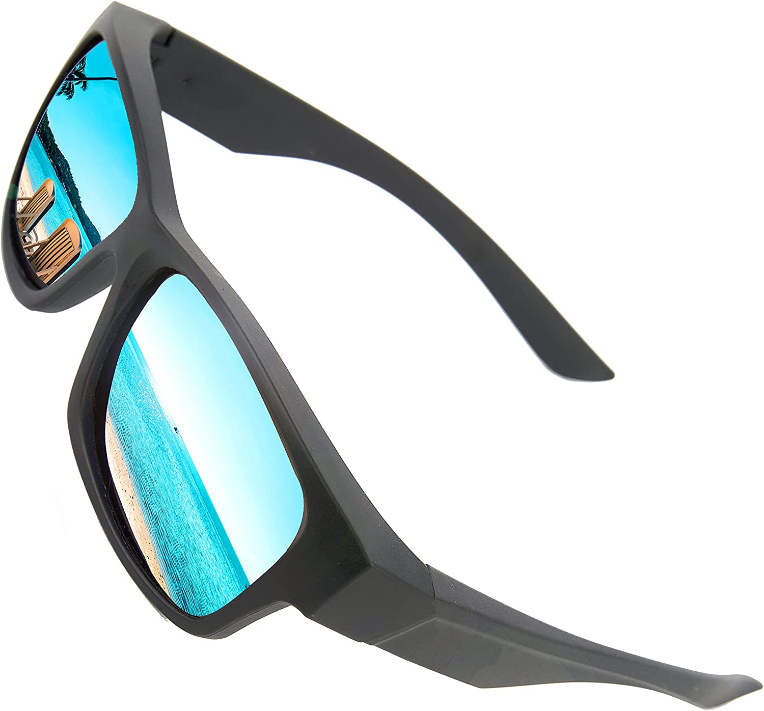 Arlington Mall Fit Over Polarized Sunglasses Driving on Clip Max 74% OFF Wear to