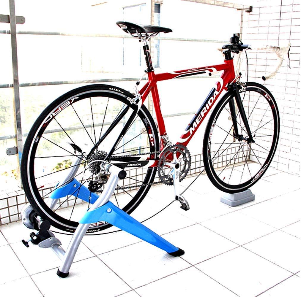 CX Best Plataforma Ciclista Plataforma de Entrenamiento de Bicicleta de Carretera.Resistencia Variable y regulación.Fitness Familiar Inteligente,Black: Amazon.es: Deportes y aire libre