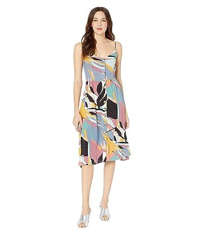 Rip Curl Seascape Midi Dress (Multi) Women