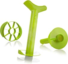 Tomorrow's Kitchen Pineapple Slicer and Wedger, Green
