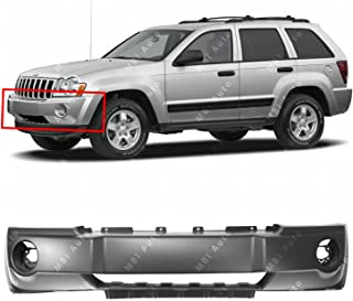 Best 2005 jeep grand cherokee front bumper Reviews