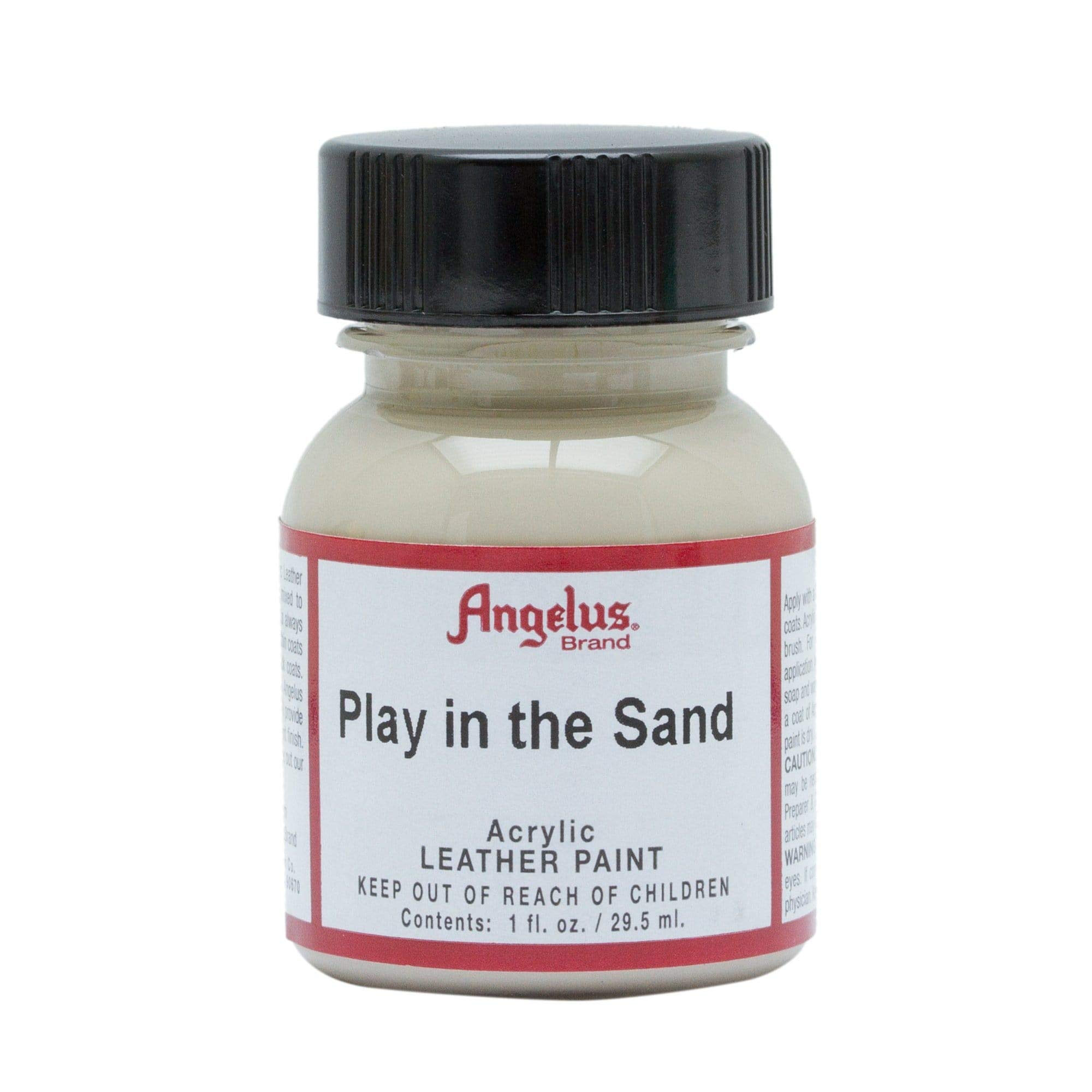 Angelus Leather Paint 1 oz Play in The Sand