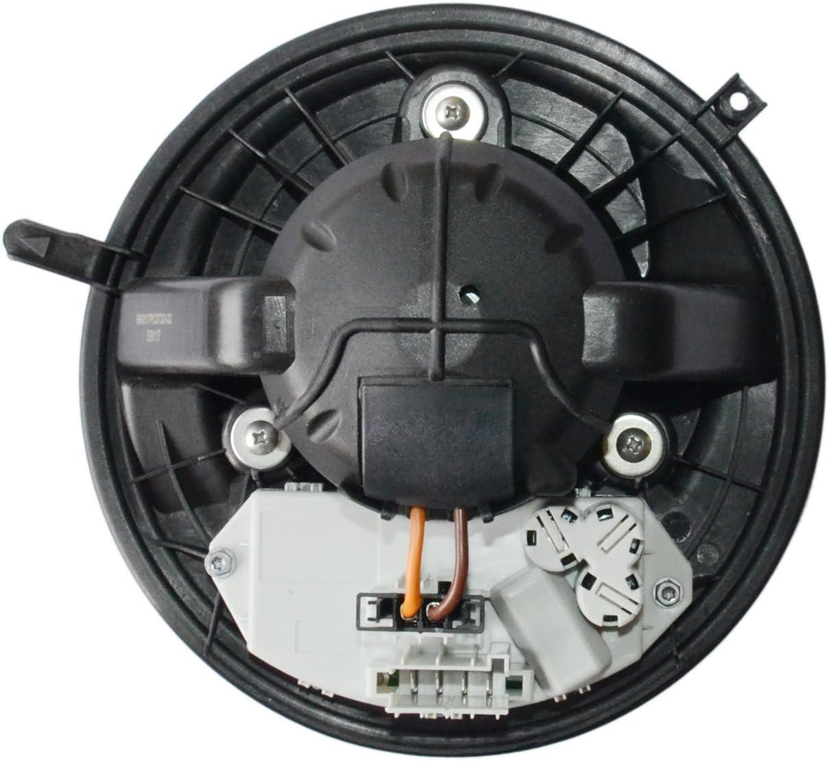 64119227670 - Motor de ventilador A/C con regulador para 2006-2012 325i 325xi 330i 335i X3 335d 328xi E90 E91 E92 piezas 700218 PM9354 7588 96.