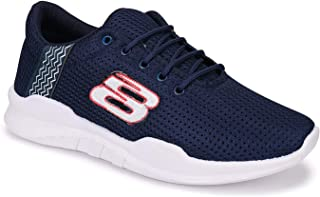 Camfoot Men's (9170) Blue Casual Sports Running Shoes
