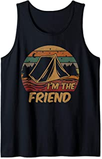 Camping Gifts Scout Im The Friend Lovers Happy Camper Tank Top