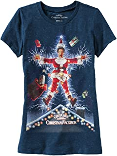 National Lampoon's Christmas Vacation Poster Juniors T-Shirt