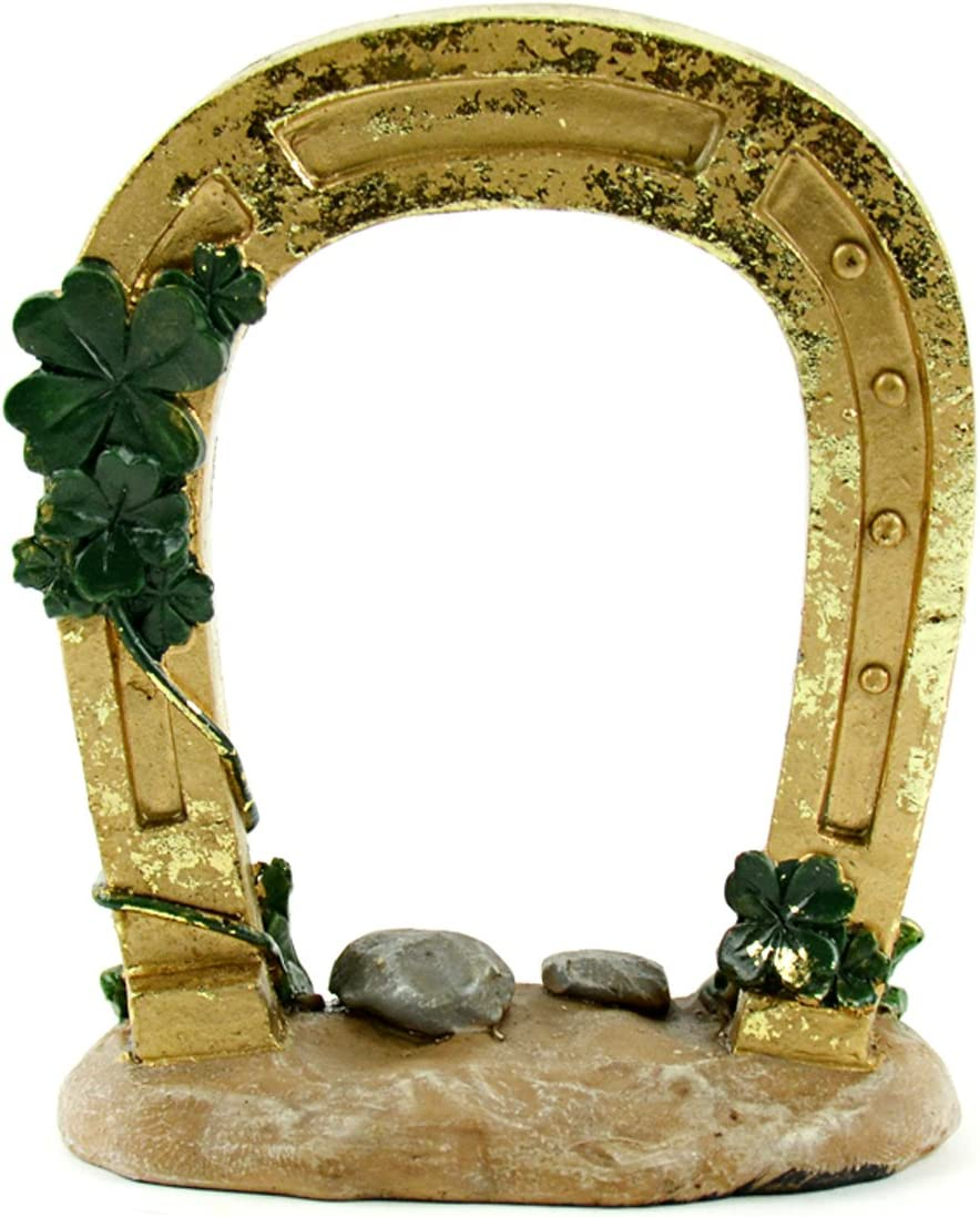 Touch of Nature 55805 Fairy Garden Horseshoe Outdoor 70% OFF free Outlet Sta Archway