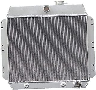 Blitech 3 ROW ALUMINUM RADIATOR Fits 1949 1950 1951 1952 1953 1954 CHEVY STYLELINE BELAIR CAR SEDAN COUPE V8