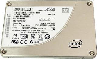 HP Intel 240GB SATA SSD 2.5i 6Gb/s Drive 688011-001