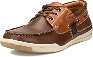 Escaro Everyday Wear Men's Casual Derby Shoes