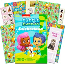 Bubble Guppies Stickers ~ 290 Reward Stickers